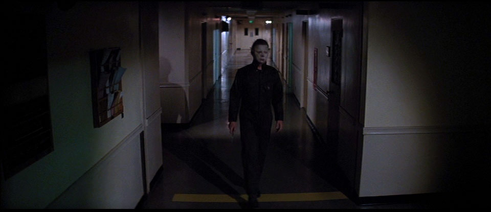 Here I come, walking down the halls, I get the funniest looks from, everyone one I kills...hey hey I'm Mike Meyers...