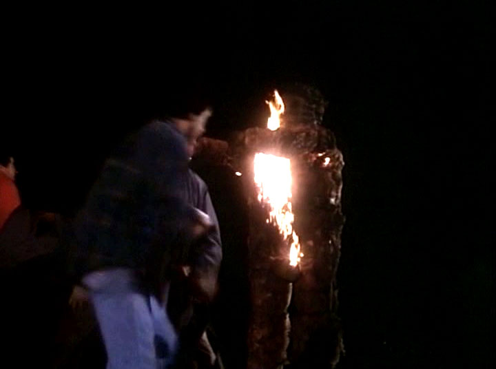 Remember kids, only YOU can prevent Bigfoot fires!