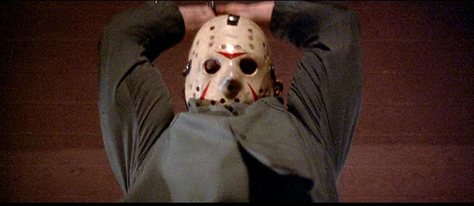 ANDY YOU WANNA SEE MY NEW MACHETE AND HOCKEY MASK??