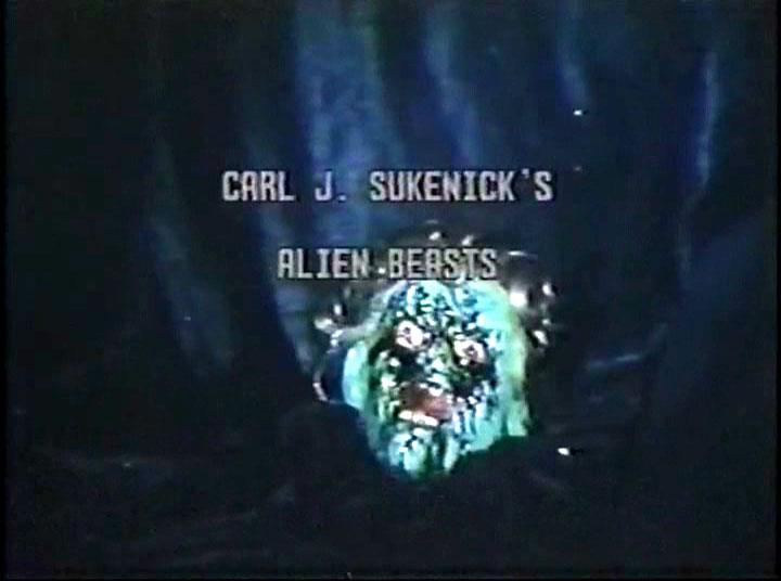 When the opening titles are done with high school VCR technology, that's a bad sign.