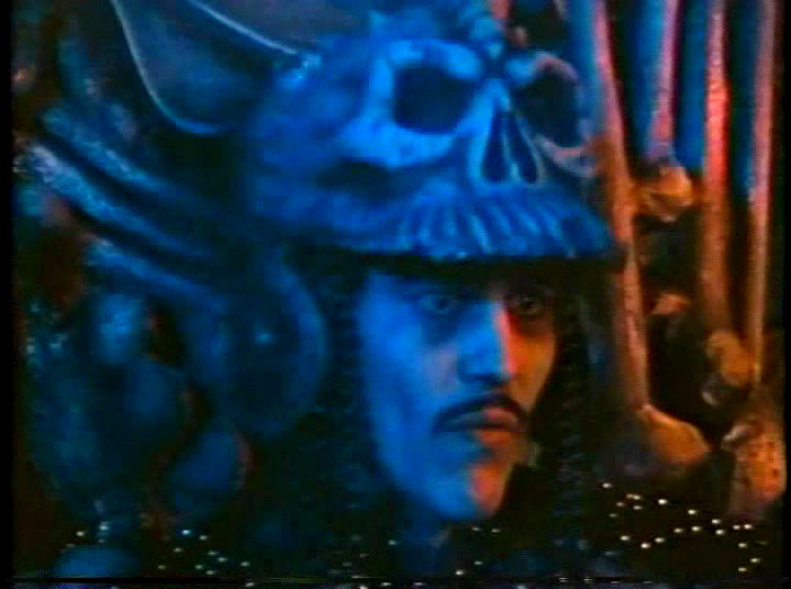 Seriously, this movie is so punk video, I am waiting for Motorhead to start any second now.