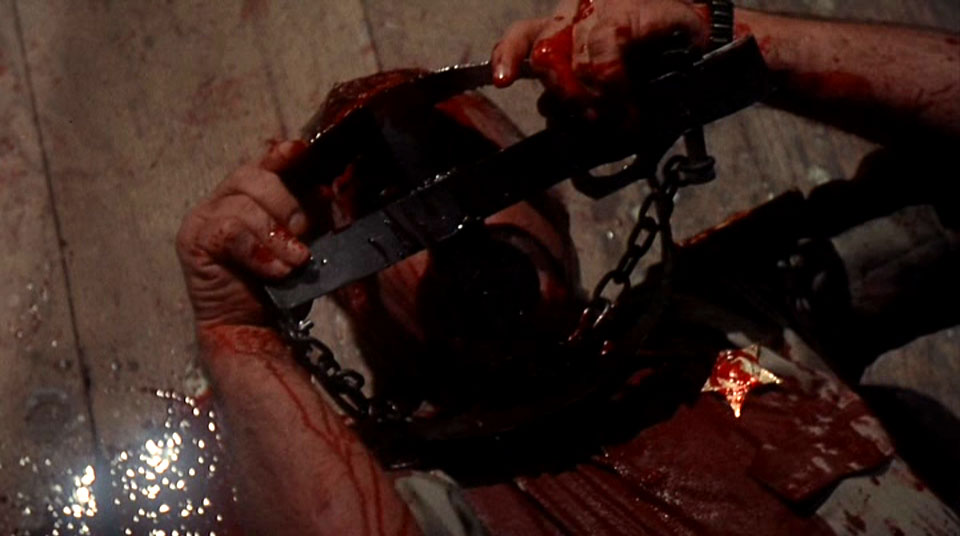 Alison would later mention this incident to her husband, and inspire Jigsaw's early traps...
