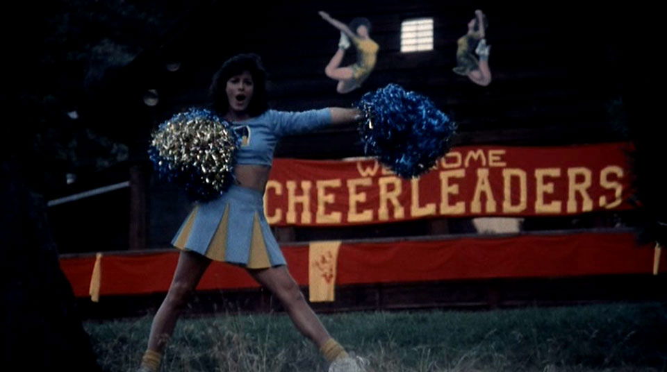 I'm your cheer captain now, Alison!