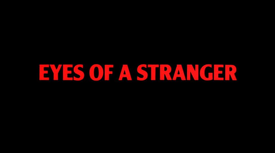 Stranger danger!