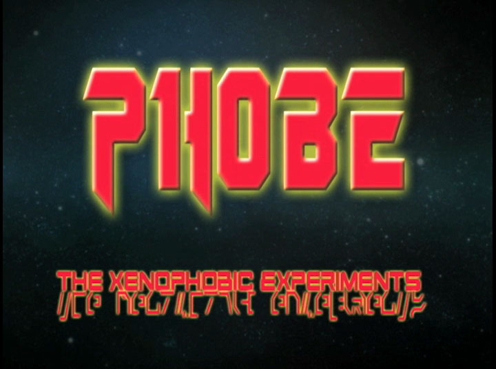 Phobe the Phobic Phobes. Phobe.
