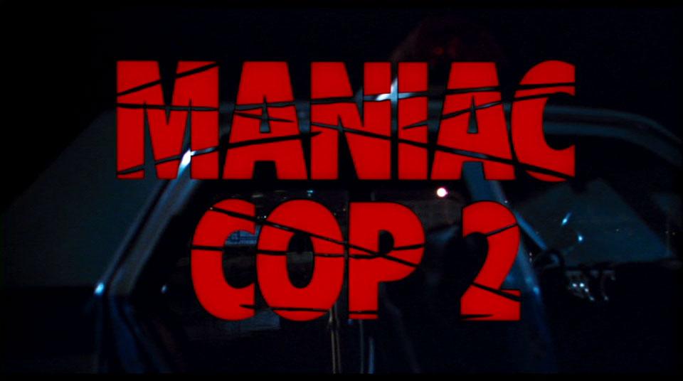 Coming this Christmas: Maniac Cop vs. Kindergarten Cop