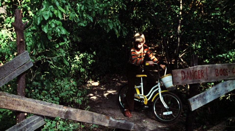 CAP: I got rid of a bully, AND a sweet new bike! SCORE!