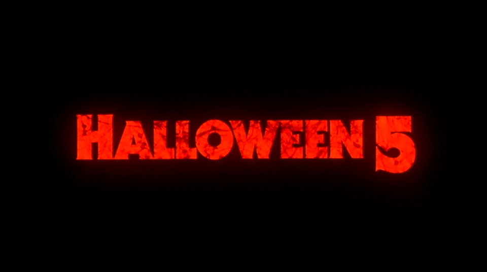 Halloween 5 not just holiday! Halloween 5 is alive!