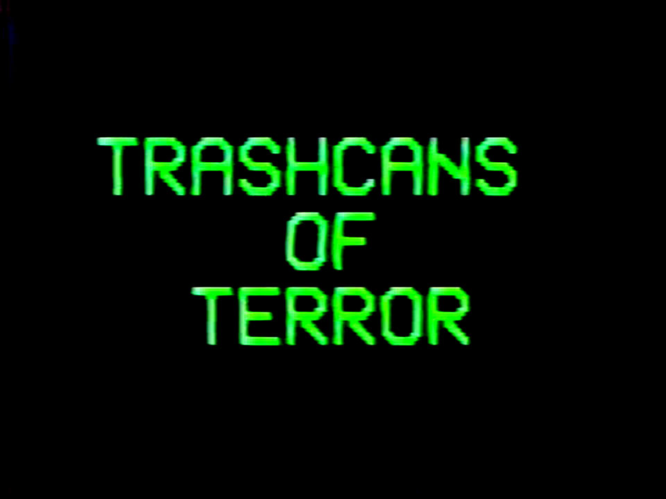I love trash.