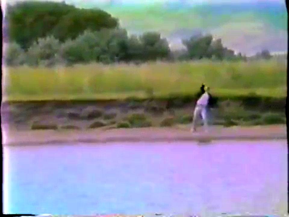 Take THAT, you stupid lake!!
