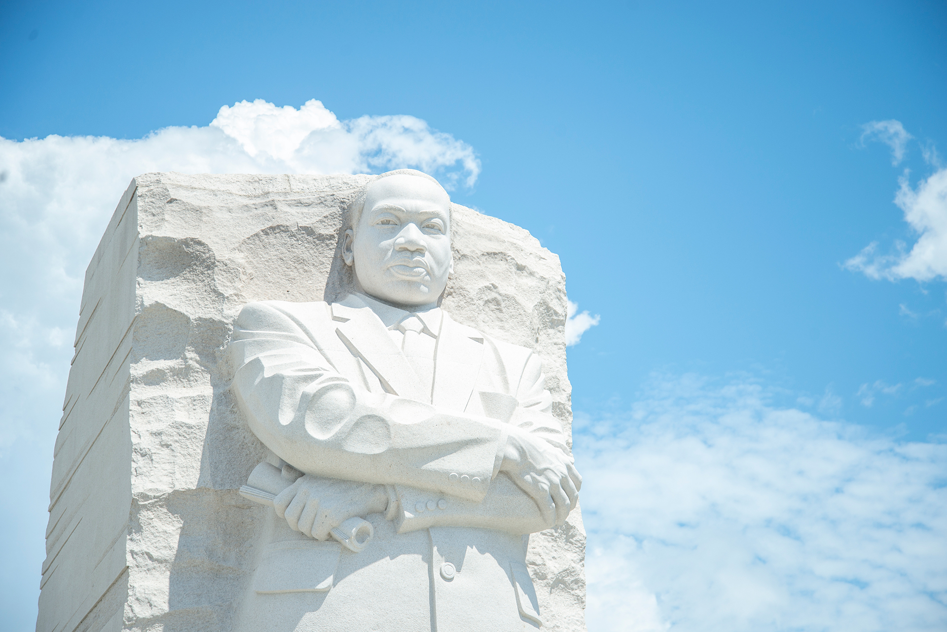 4th of July Guide Washington D.C.MLK Memorial