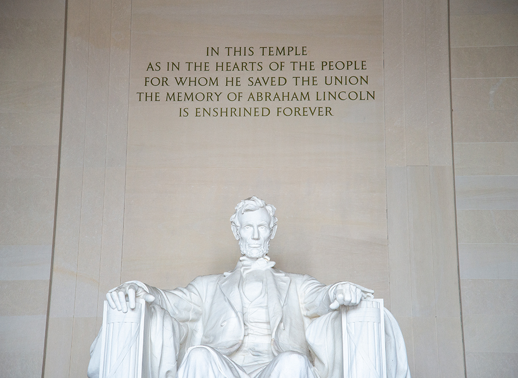 4 of July Guide to Washington D.C. Lincoln Memorial