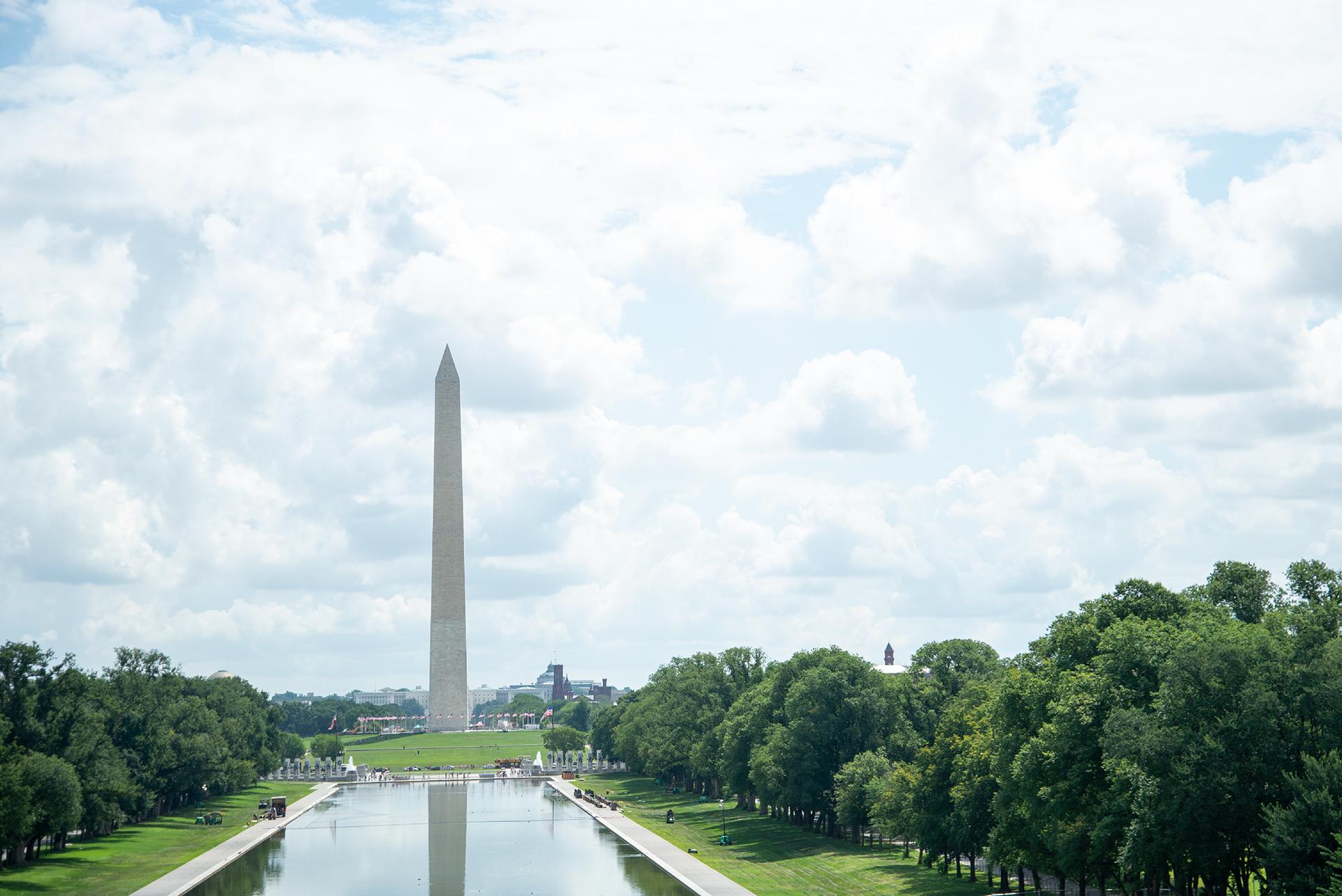 4 of July Guide to Washington D.C. Washington Monument
