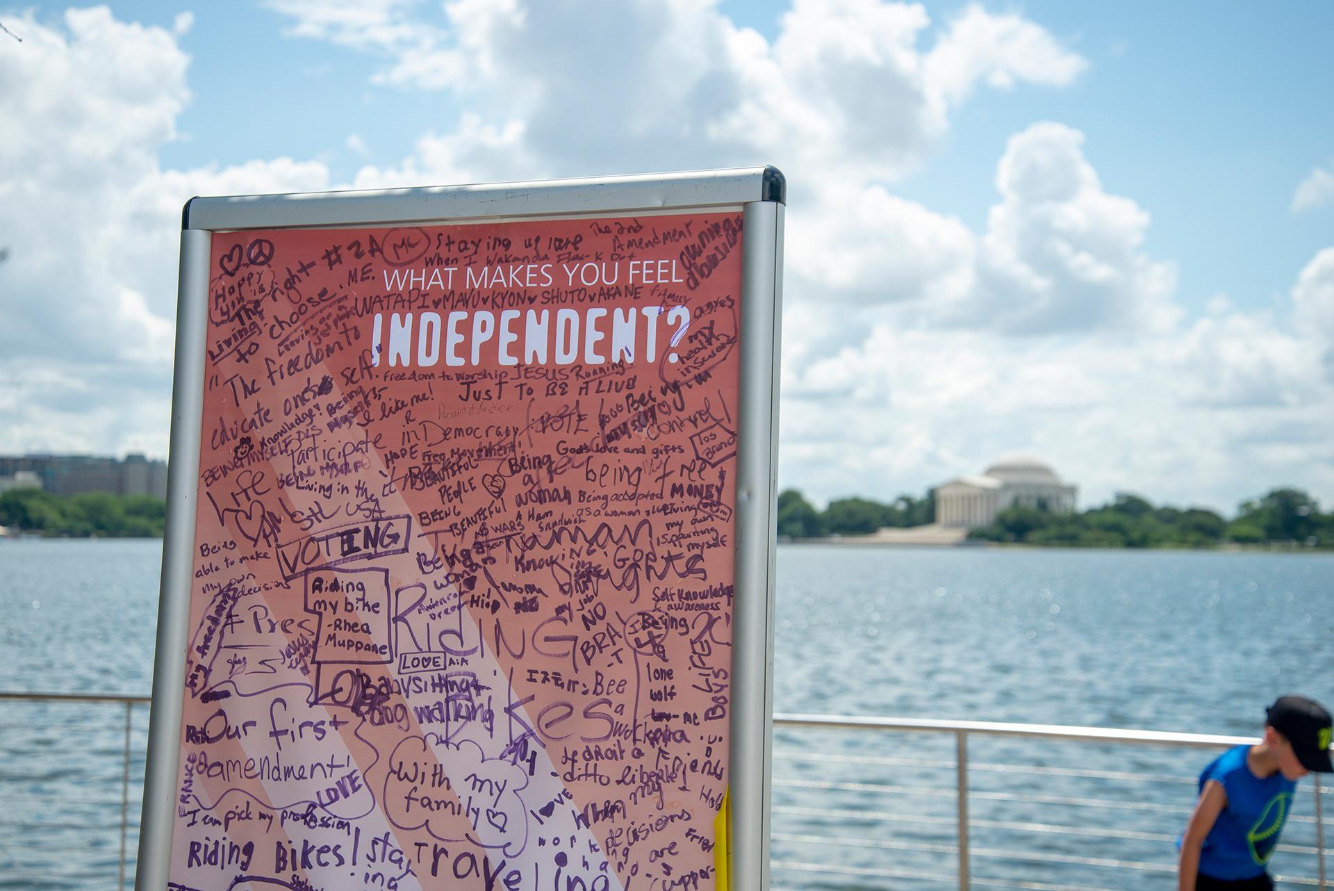 Guide to Washington DC: MLK Memorial