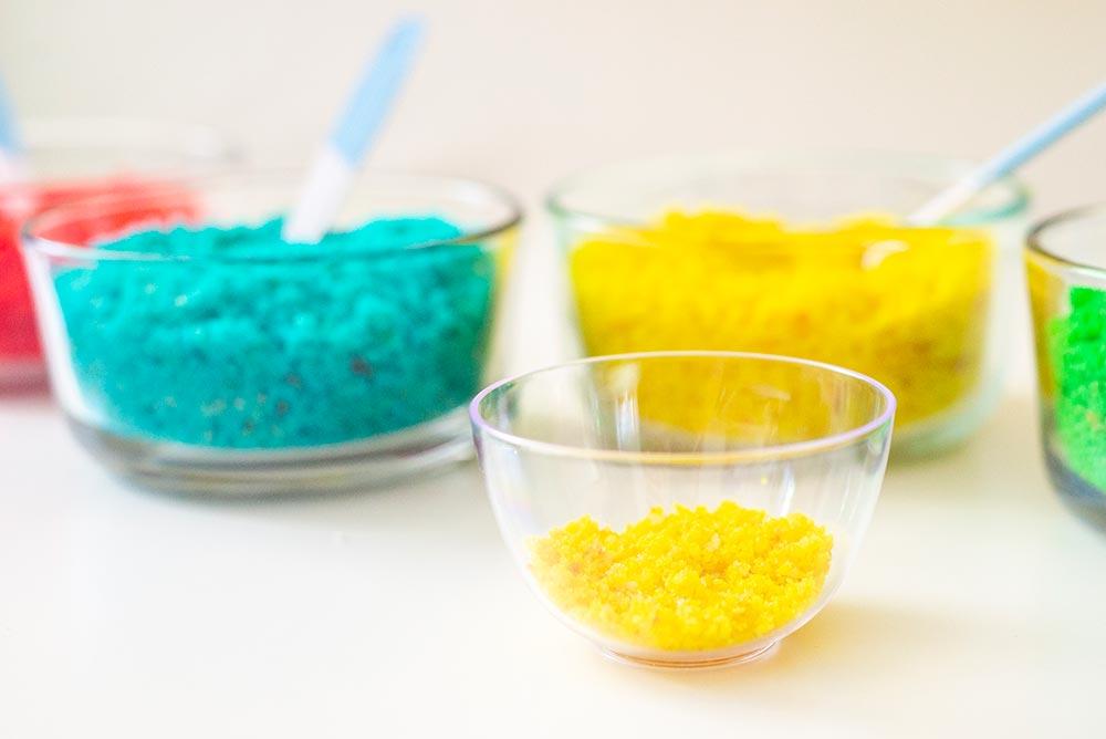 Kids Birthday Party: DIY Cake Bar - Layer 1
