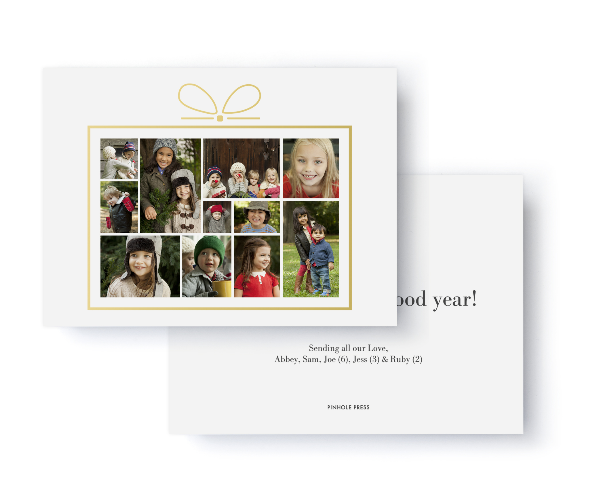 GoldFoil-Present-Collage-HolidayCard.jpg