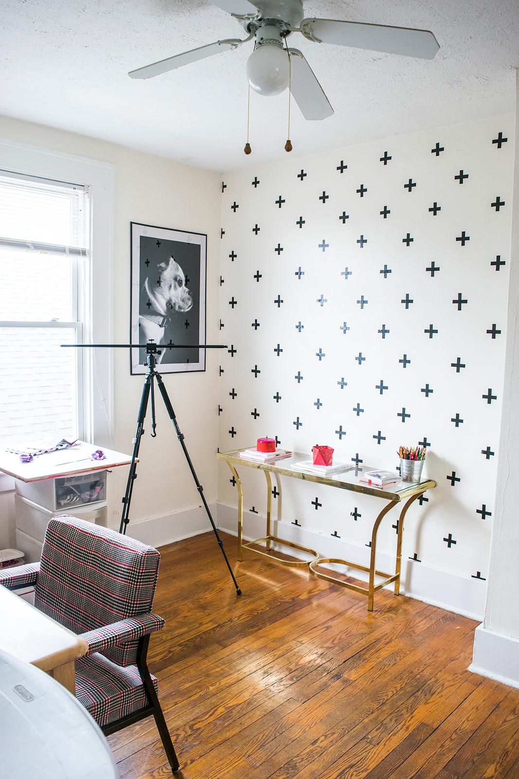 Photography Studio/Craft Space (Bedroom 1)
