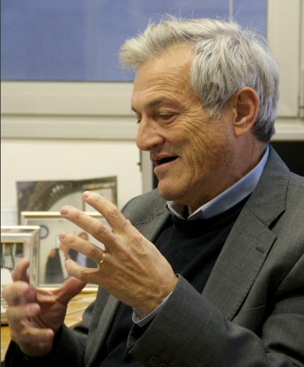 World renown diabetologist, Professor Itamar Raz