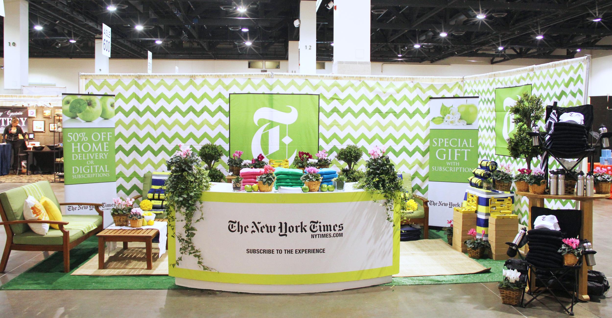 Hamptons Summer NYT Marketing Space
