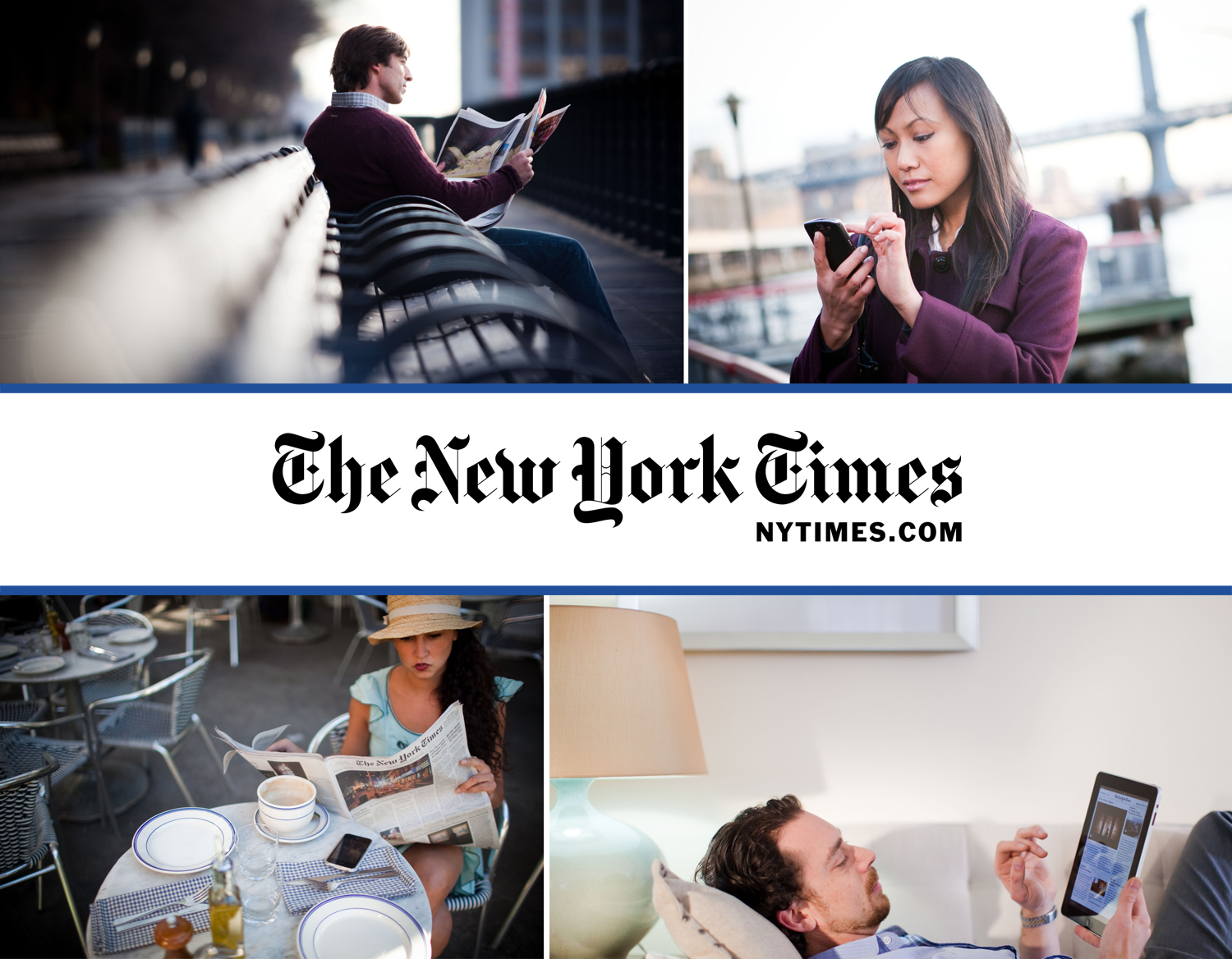 New York Times National Creative Director