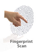 American Payroll Services Inc. can offer various punch collection options such as fingerprint scanners