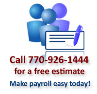 Call American Payroll Services Inc. at 770-926-1444 for a free estimate!