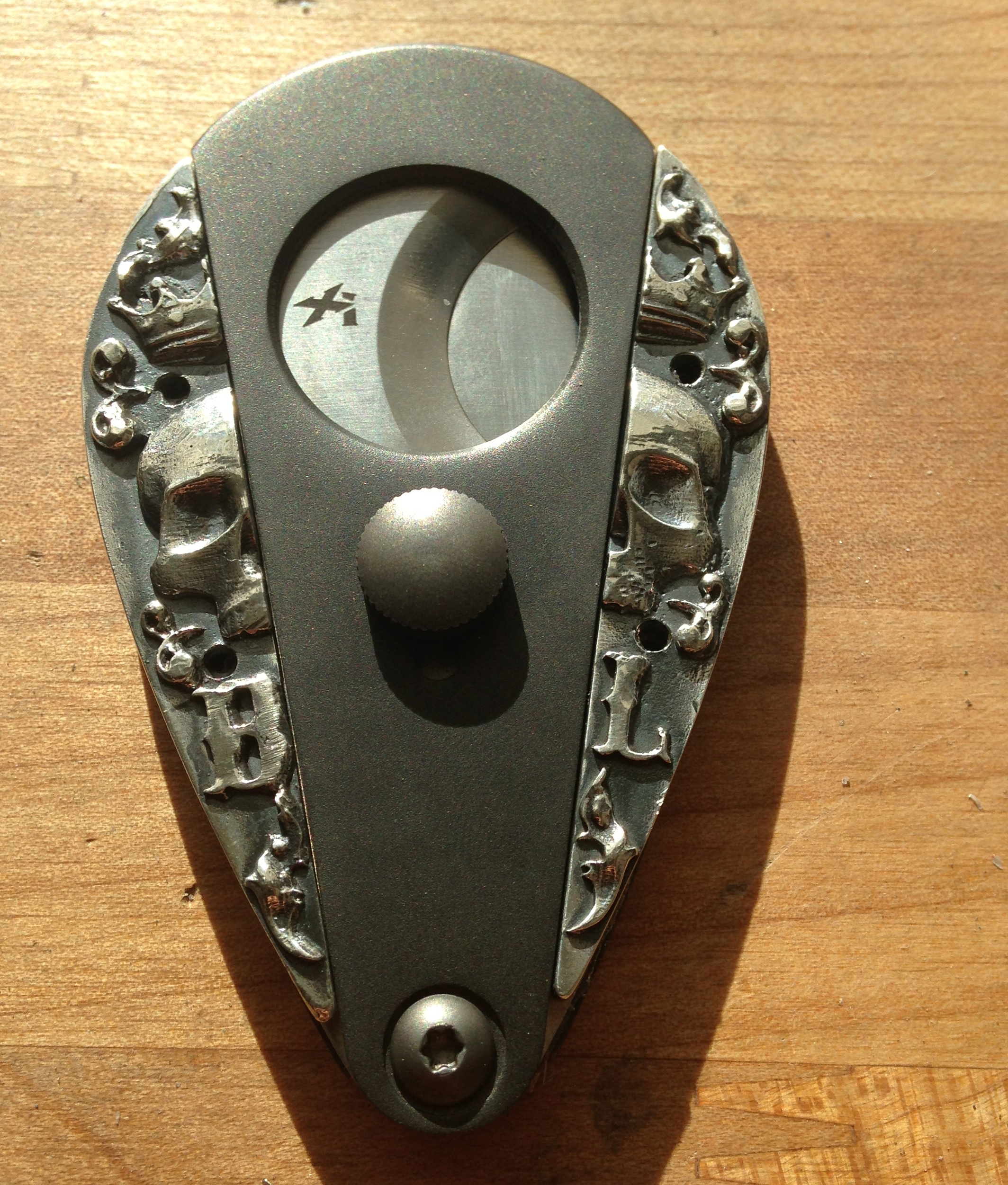 Black Label Trading Company Cigar Cutter