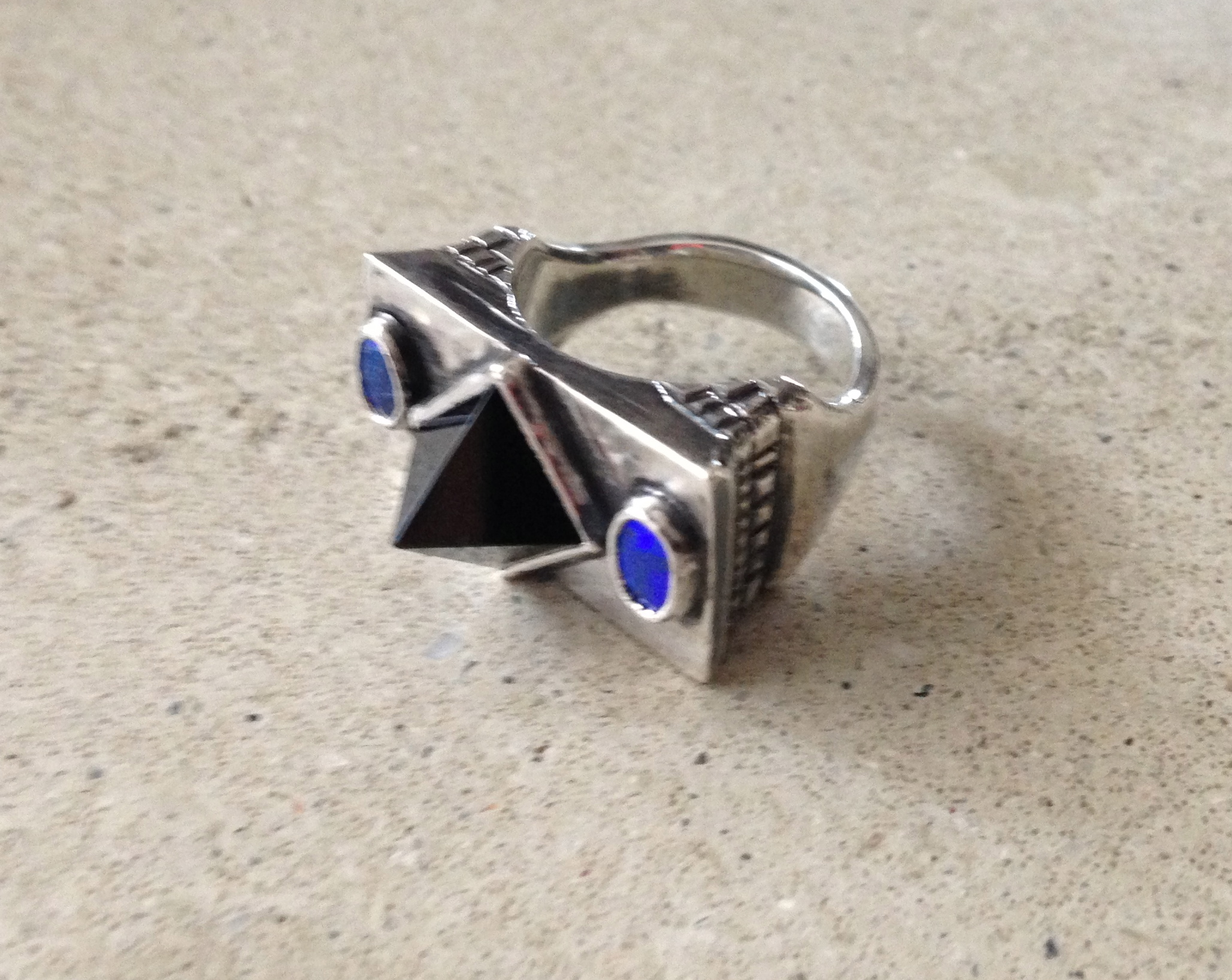 Tribute Ring