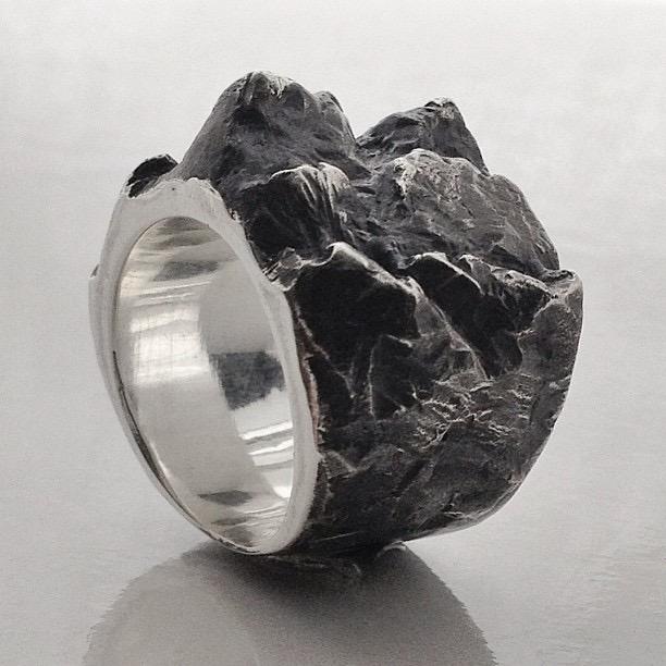 Elcho Falling Ring, Alicia Hannah Naomi