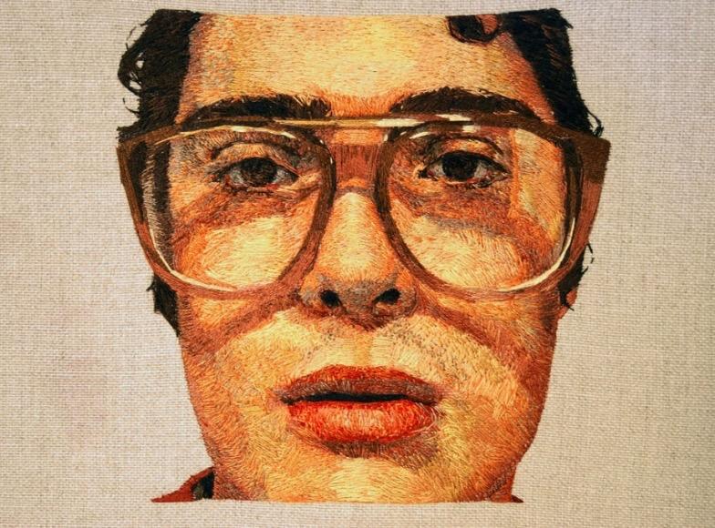 Daniel Kornrumpf - Embroidery art