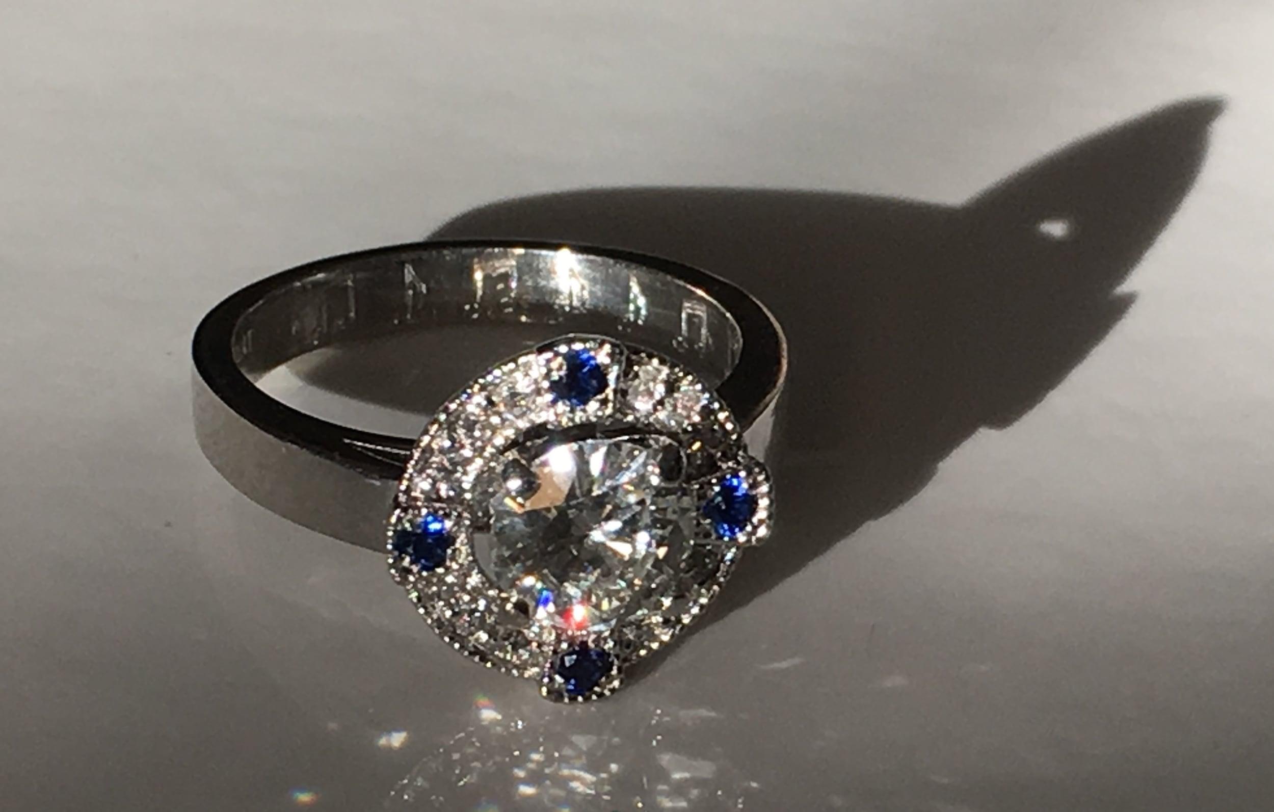 Arcatus Jewelry- Stephanie and John