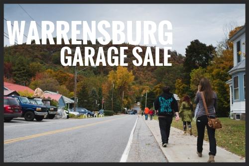 warrensburg garage sale 2019