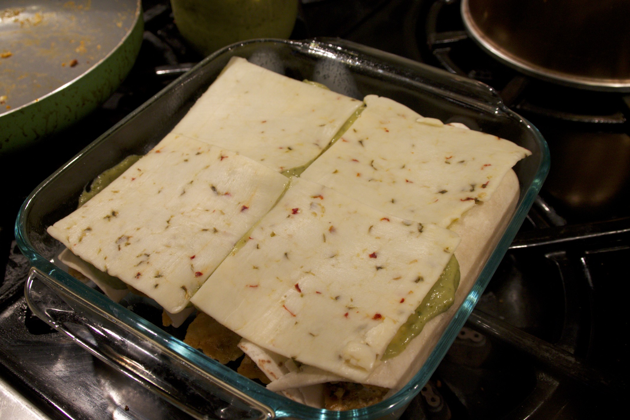 migas breakfast enchiladas
