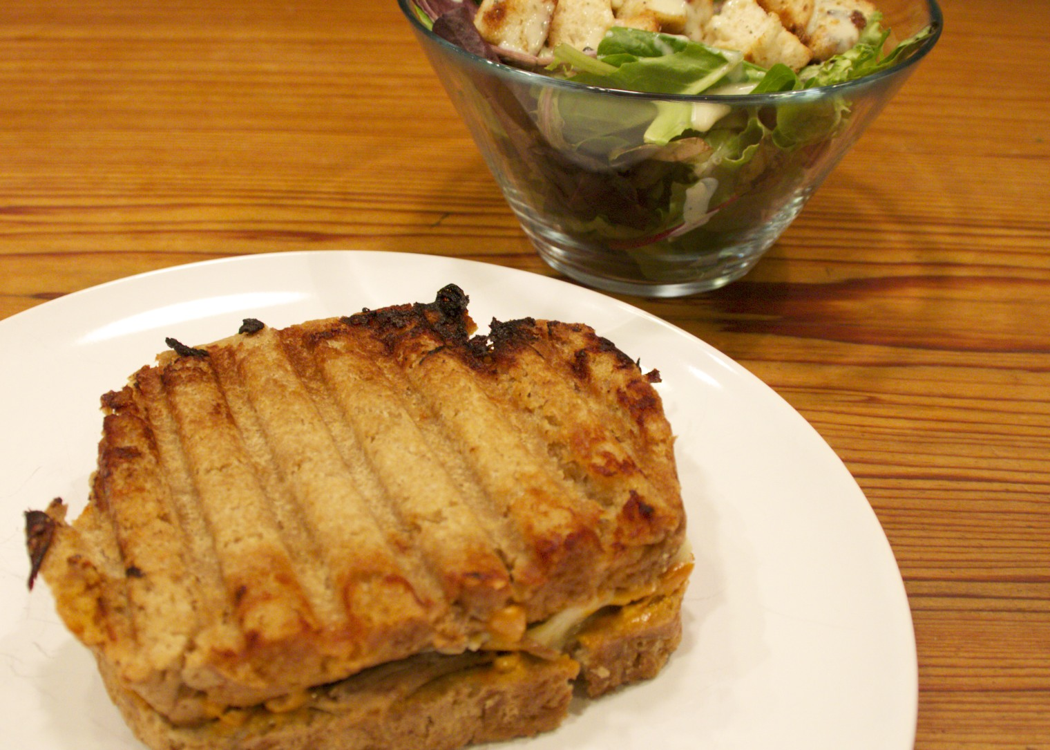 chipotle pulled pork panini