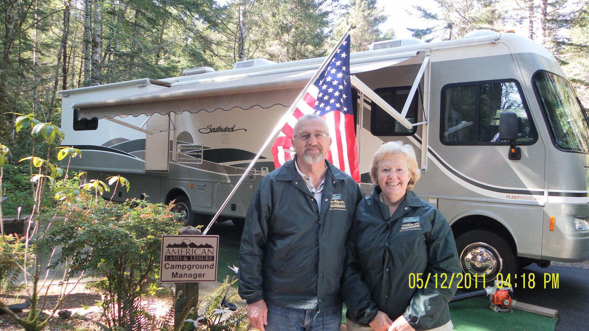Loop C Host Site - Sutton Campground