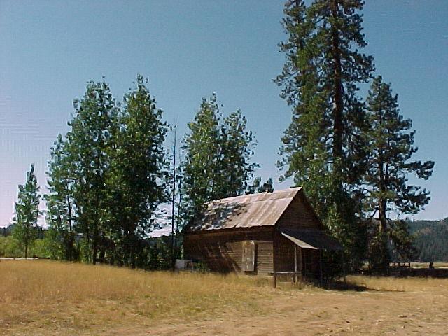 Cowboy Cabin - Humbug Valley
