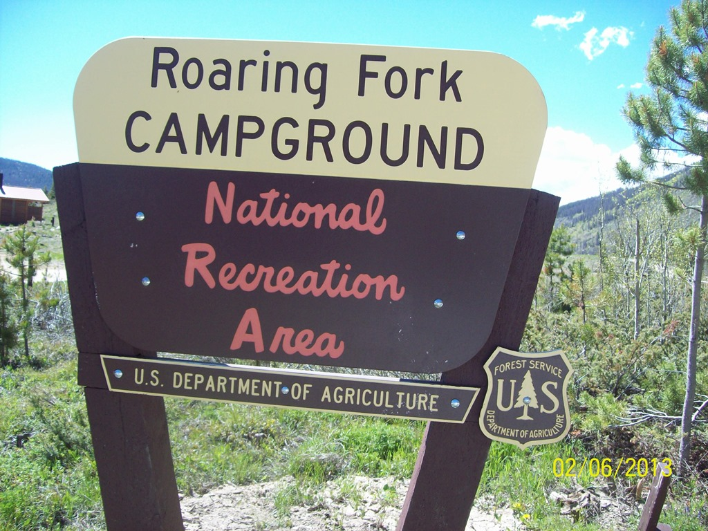 Roaring Fork Campground