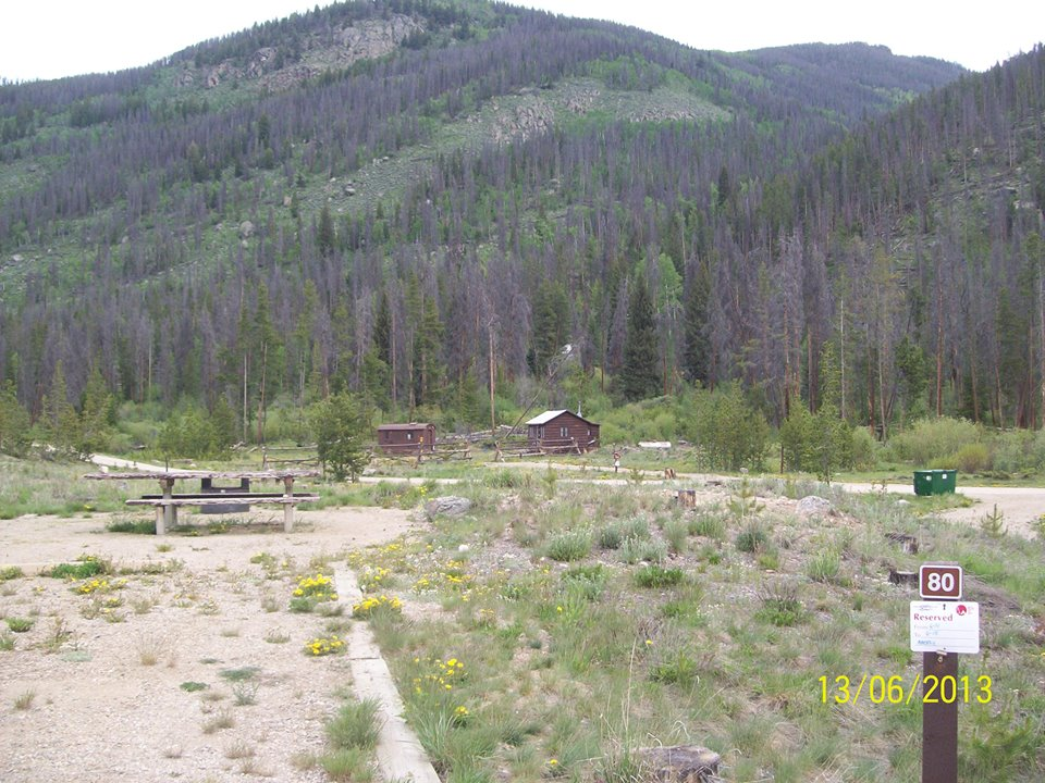 Roaring Fork Campsites