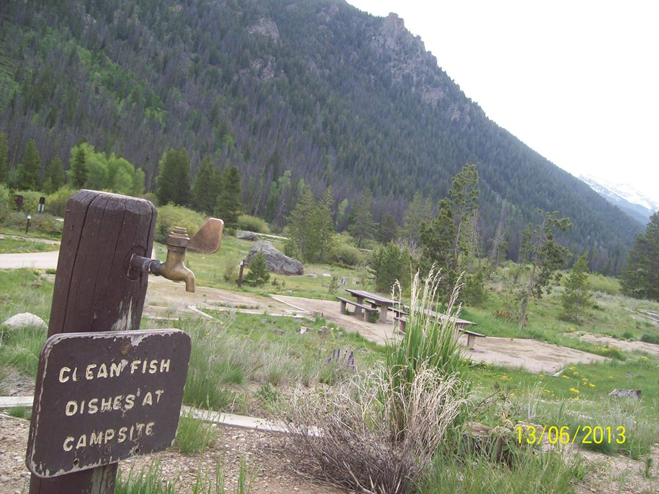 Certified Drinking Water in Campgrounds