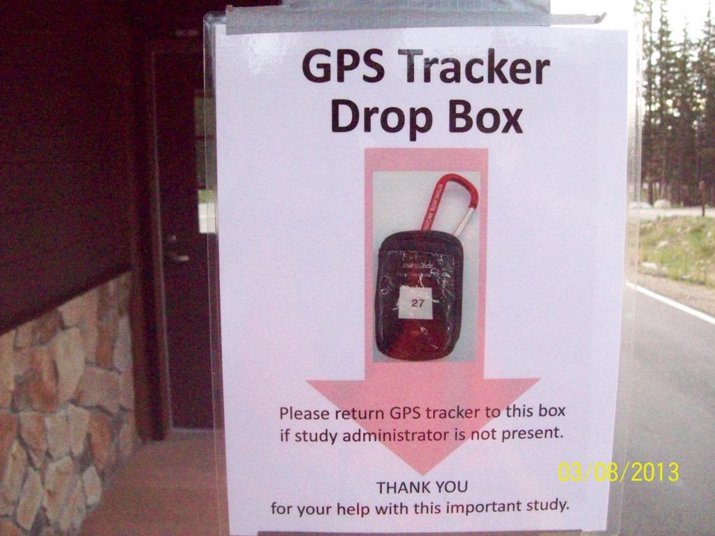 GPS Tracker Program