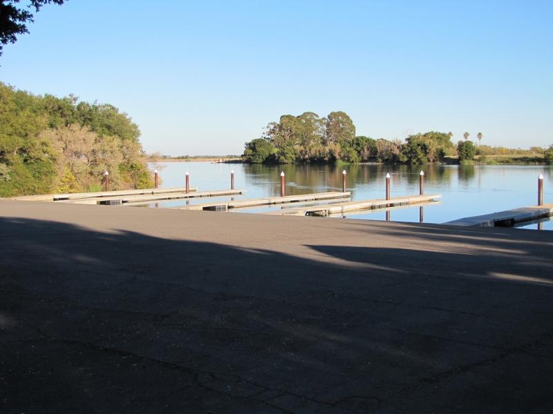 Boat Launch Docks - Access to Sacramento and San Joaquin Rivers