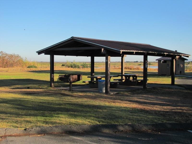 Covered Group Picnic Area