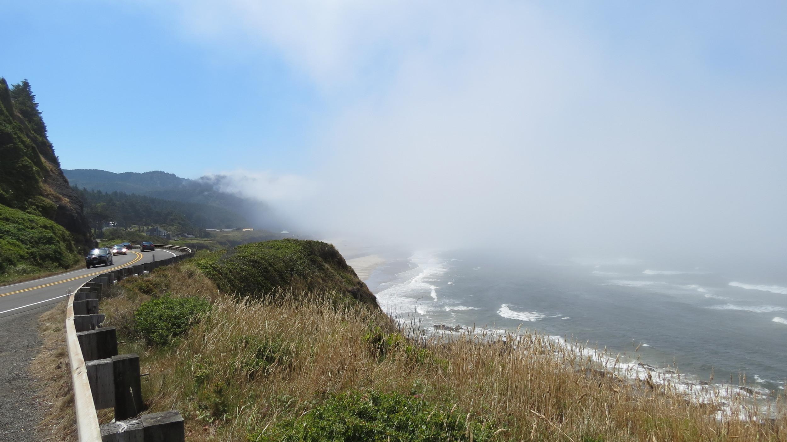 Hwy 101, Central Oregon Coast