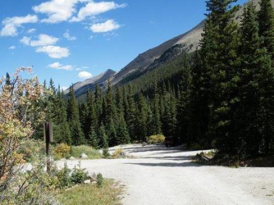 Campground views