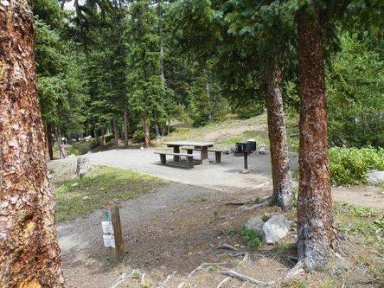 Rocky Mountain setting
