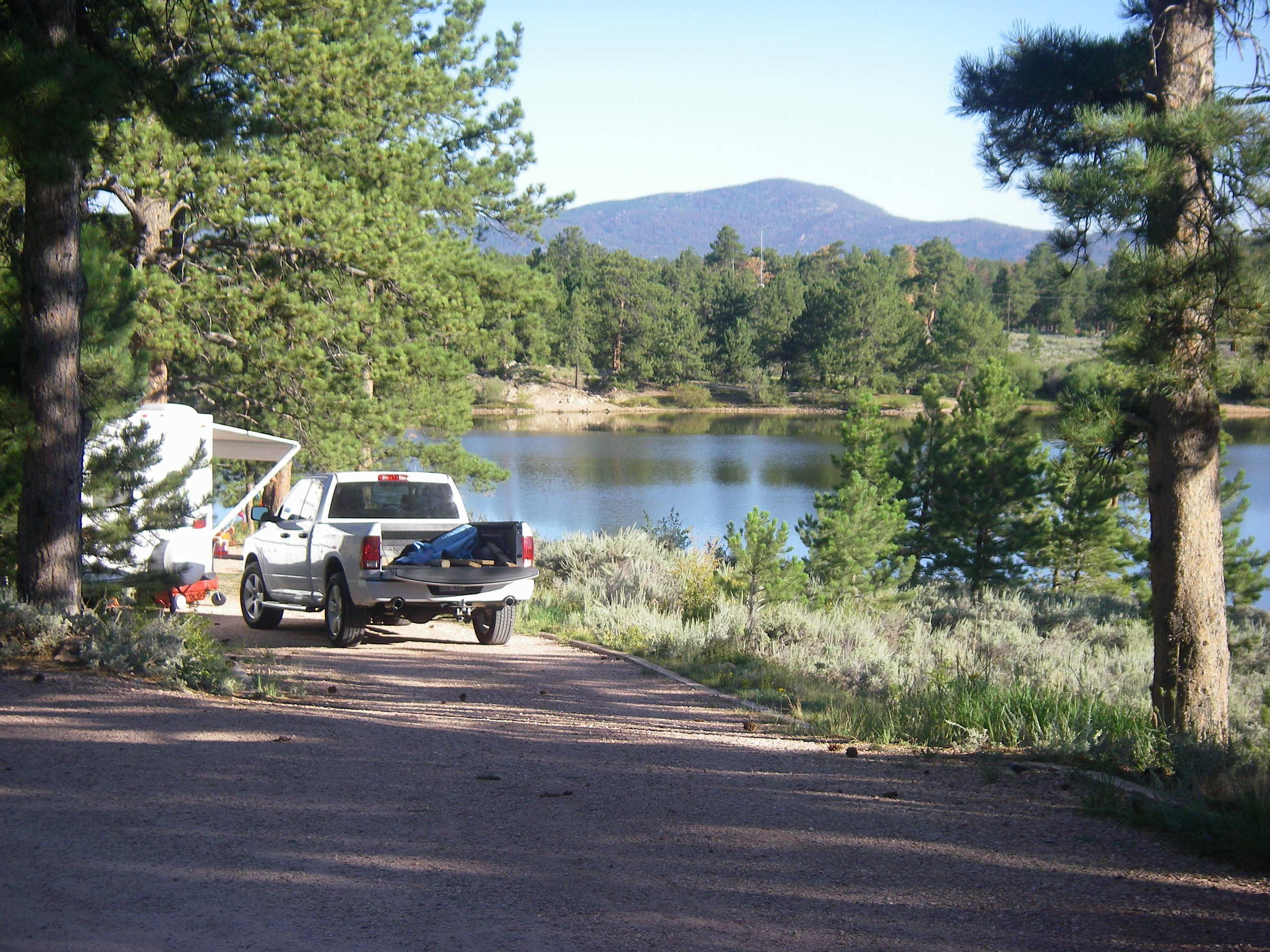 RV and tent friendly campsites