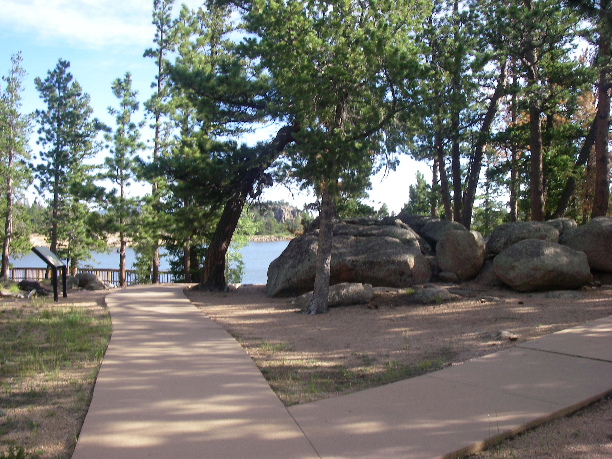 Bellaire Lake Access