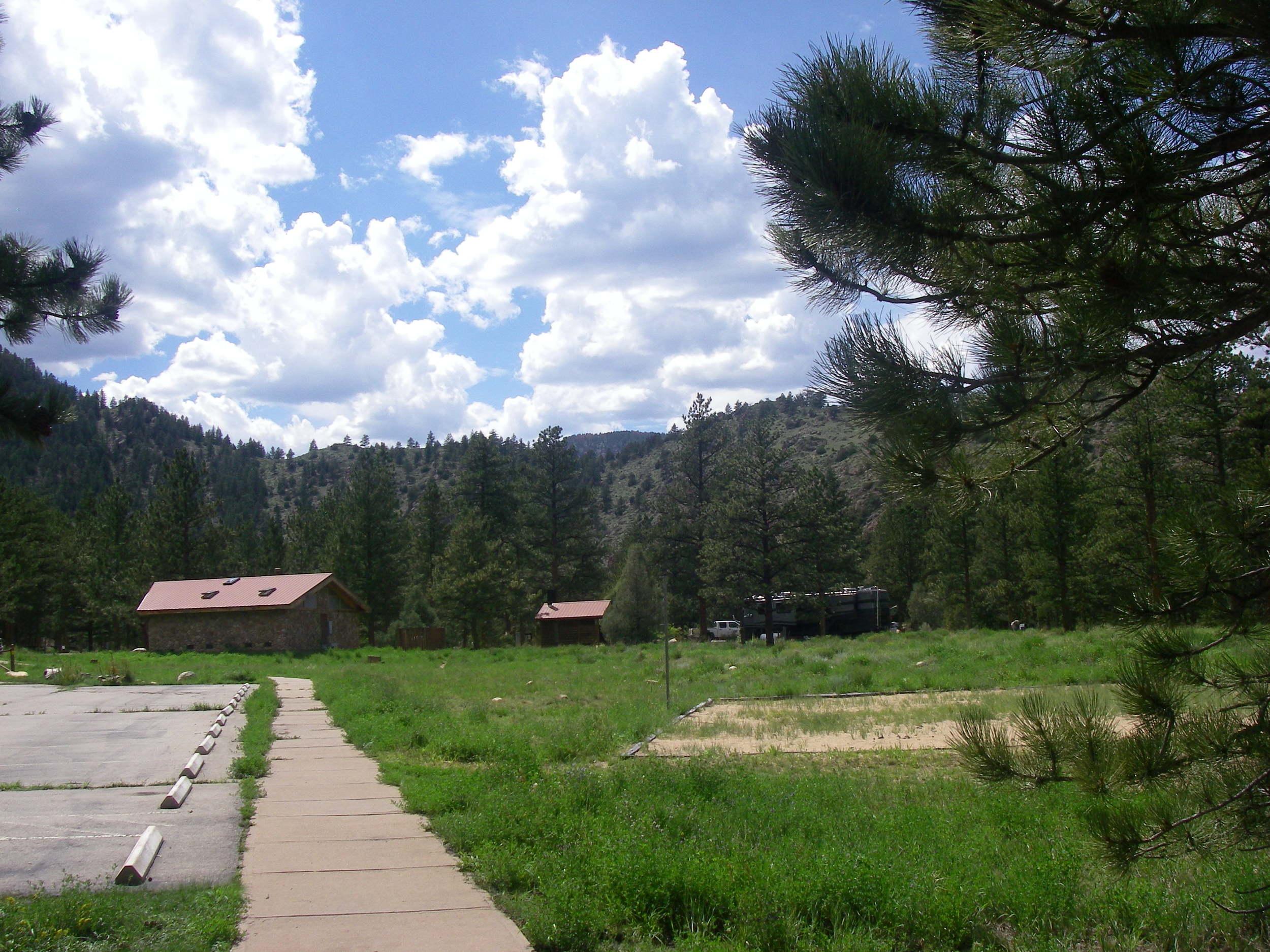 Mountain Park Campground Views