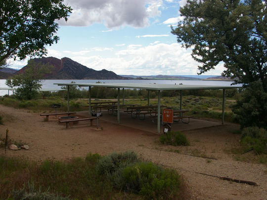 Antelope Flats Group Campground