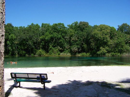 Alexander Springs, Florida - click on photo to see gallery